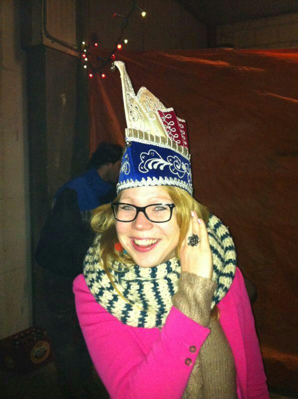 Steek carnaval 2013